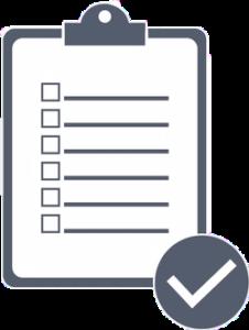 Bild Checkliste