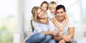 Baufinanzierung für Familien