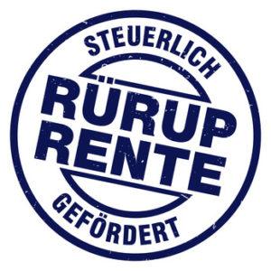 geförderte_Rürup_Basis Rente_