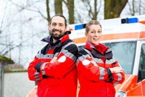 Berufsunfähigkeitsversicherung für Rettungssanitäter vergleichen